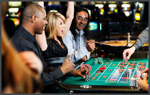Online Casino Pc Gaming - An Interactive Setting