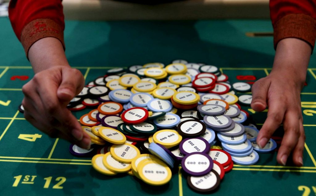 The Next Big Thing With Online Casinos
